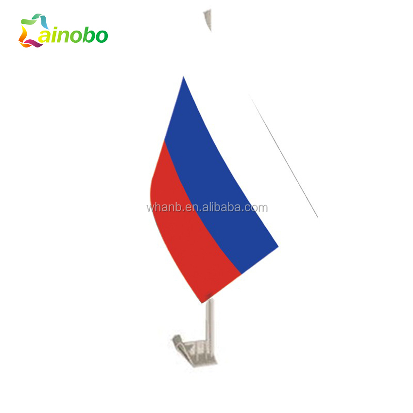 Wholesale 2018 world cup cheap custom made Russia blank Car flags