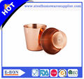Copper Moscow Mule Shot Glasses, 2 oz Cocktail mini mug