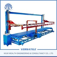 Good factory price polystyrene eps foam cutting machine production line