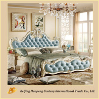 Loyal Luxury French Style Bedroom Furniture