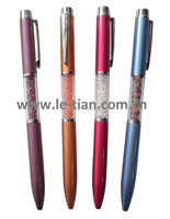 2016 luxury Crystal Diamond ballpoint pens for female