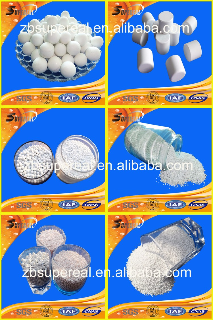 High hardness 92 alumina ceramic grinding balls for agitator