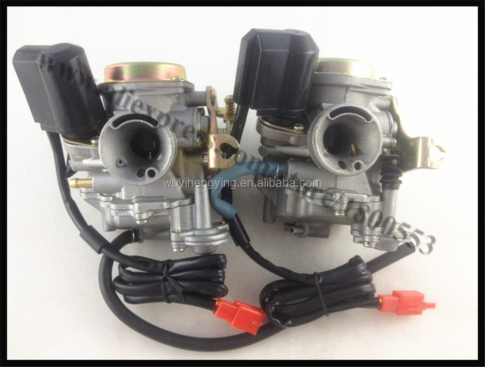 gy6 50cc carburetor PD18J scooter carb