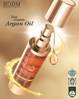 Private Label Wholesale Morocco Argan Hair Oil For Hair Supper Smoothing Hair Care Serum For Men 100ml