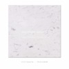 polished white carrara marble tiles for floor