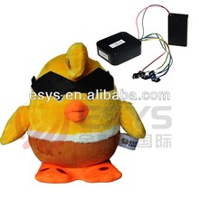 voice recording plush toys/voice recording module for toys
