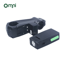 Hot Sell Omni X1 bicycle intelligent smart app,bike app odometer,GPS cycle computer