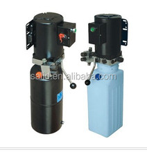 China small hydraulic power unit used for auto lift