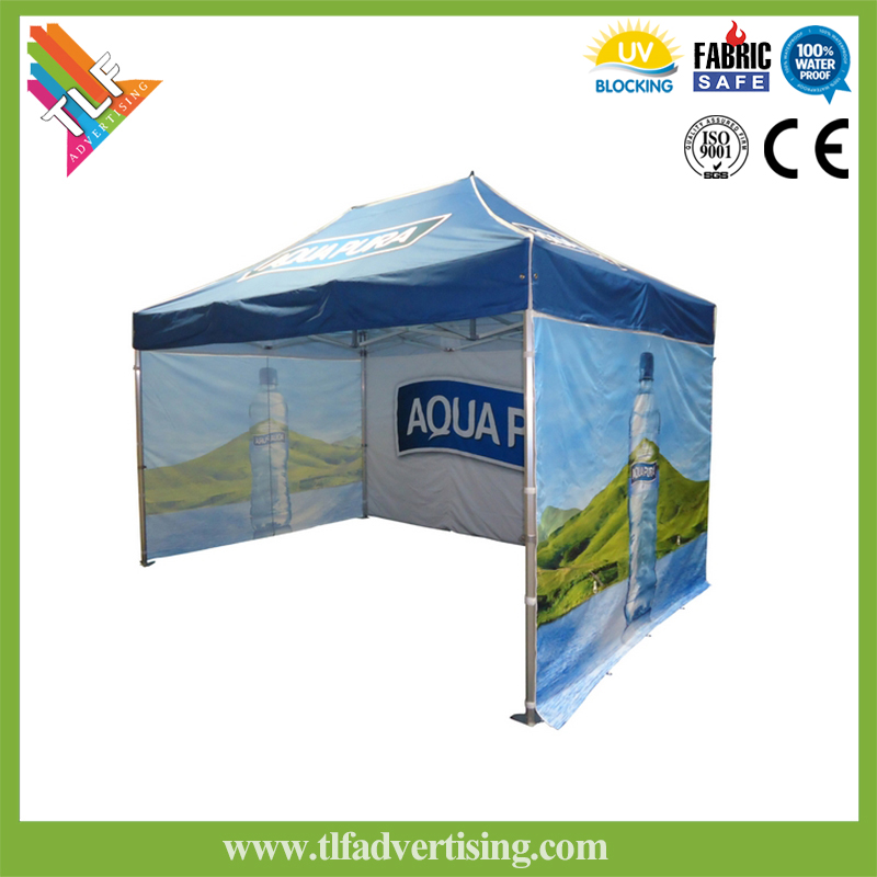 3x3 3x4.5 3x6m Trade Show Hex50mm car canopy tent For Sale