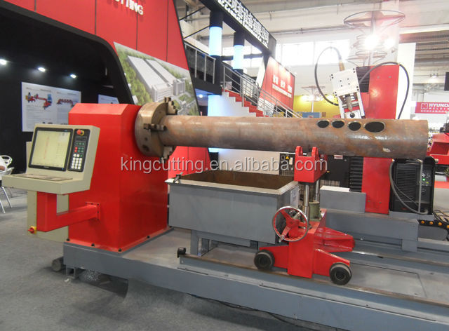Manufacturer 3D pipe plate cutting machine plasma cutter tube