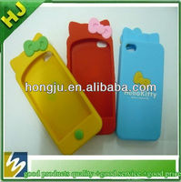 silicon mobile phone case/cell phone case
