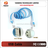 V8 5pin micro usb data cable for samsung, htc mobile phone