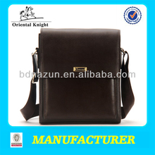 hot sale China small design no handle leather briefcase suppliers