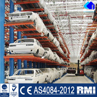 Steel Structure Building Professional Cantilever Rack