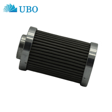 SS pleated wire mesh oil filter element cartridge used to separation equipment