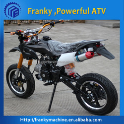 Factory off road motorcycle