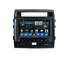 Quad core dvd player for car,wifi,BT,mirror link,DVR,SWC for toyota land cruiser