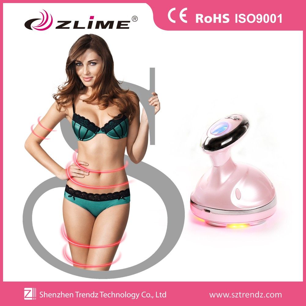 Rf Radio Frequency Handy Cavition for Body Slimming Device Lose Weight Massager