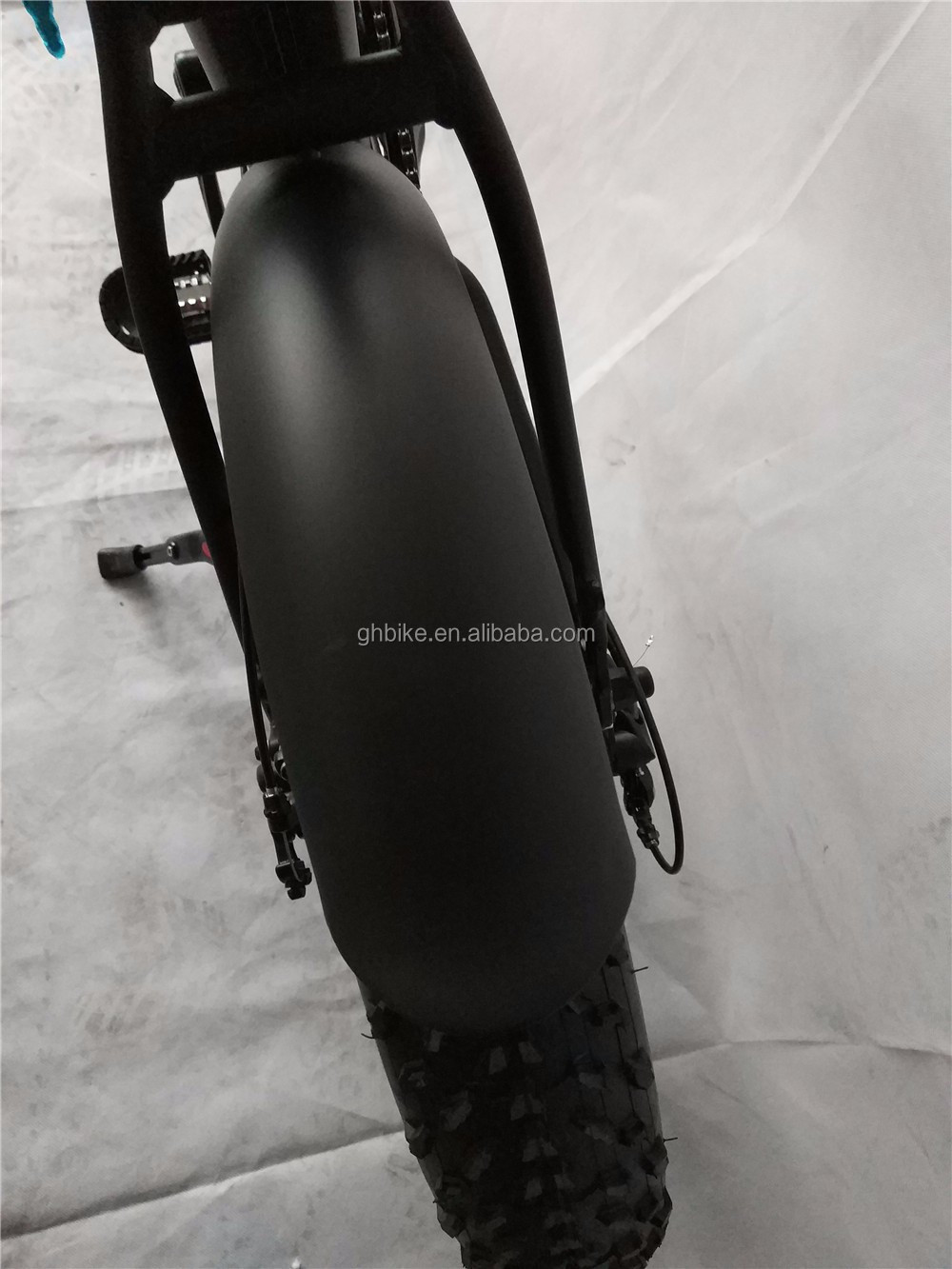 CE folding fat tire electric bike 20 fat tire folding electric bicycle with bafang motor Samsung battery