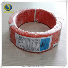 PVC coated electronic wire Various color 16~28AWG UL1007