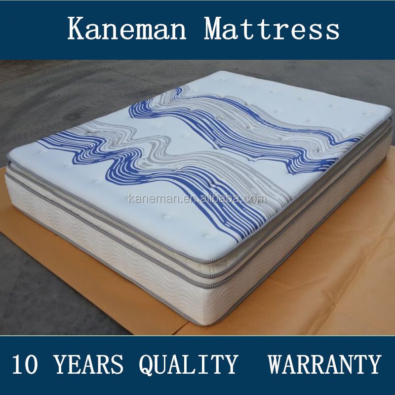 2016 Hot sale compress pocket spring mattress