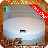 2014 modern elegant king size round mattress