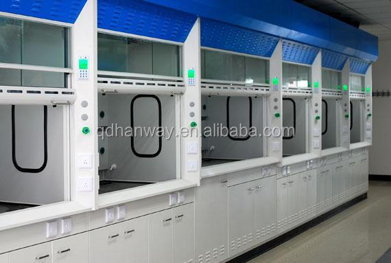 All steel table top fume hood with high quality