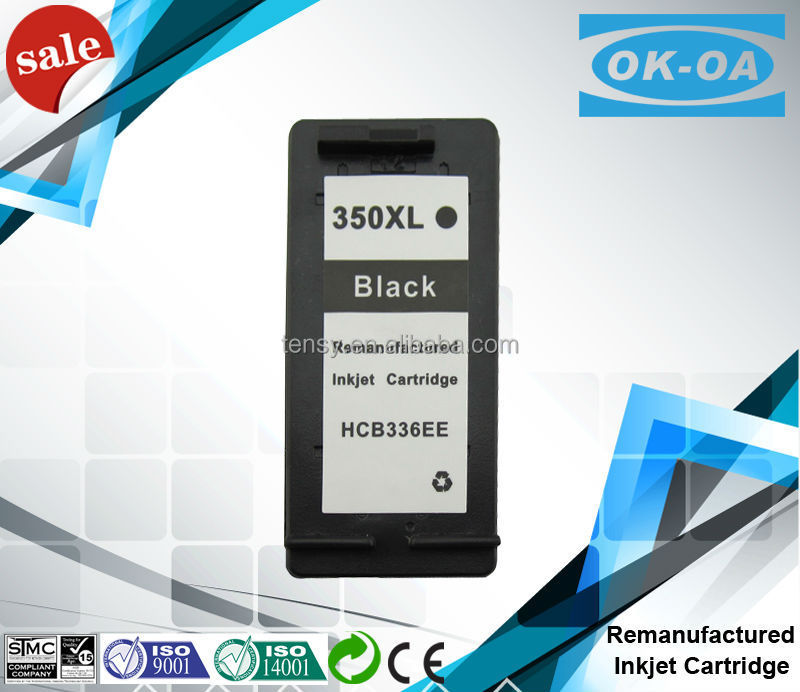 Yes Bulk Packaging and Ink Cartridge Type for hp 350xl