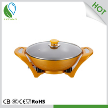 High quality stainless steel kitchen pots and pans flame free cooking pot