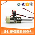Hot sale high quality dc motor with gearbox