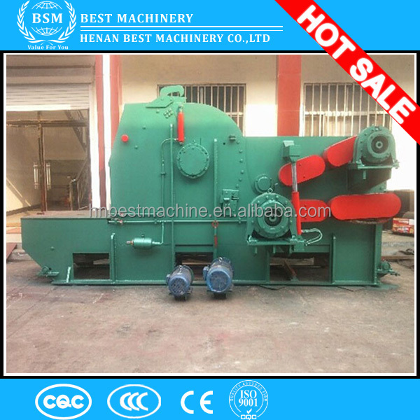 Customized cost effective movable wood chip fuelpellet making machine