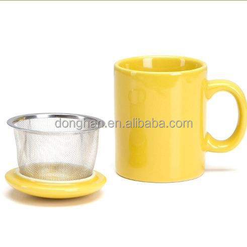 ceramic mug with filter factory