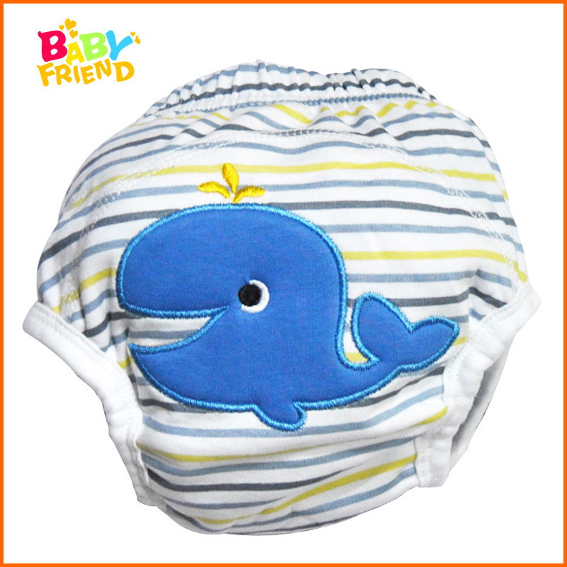 2016 Newest Patterns Baby Cloth diaper Trainers Training Panties