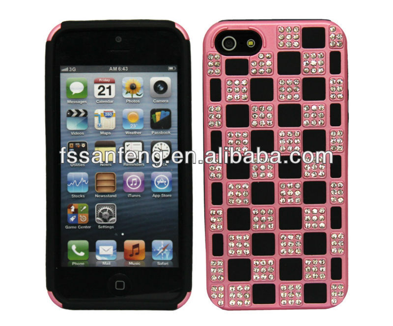 Popular Case For Iphone/Hard Cover Case For Iphone 5 5g/Starry Star Design Skin Case