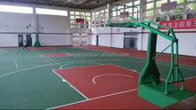 Manual hydraulic basketball hoop stand/Basketball goal posts