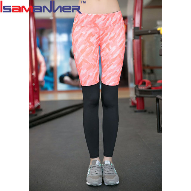 Hot design fashion fitness apparel for women gym track pants