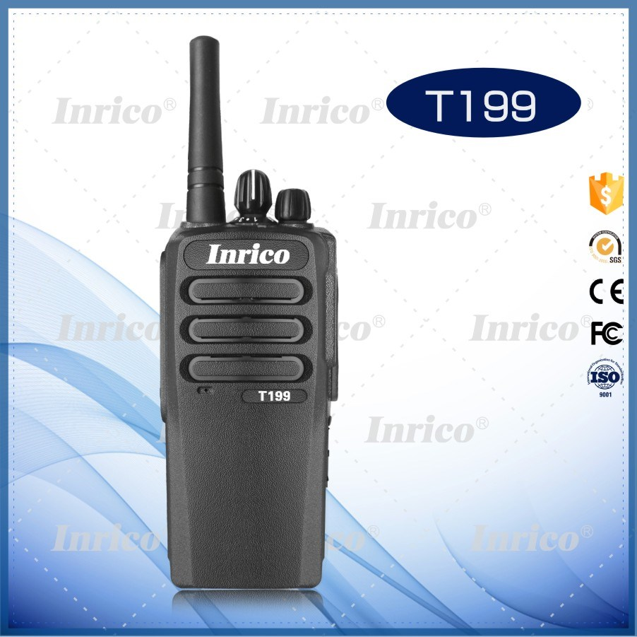 2017 New arrival POC network terminal high quality two way radio T199
