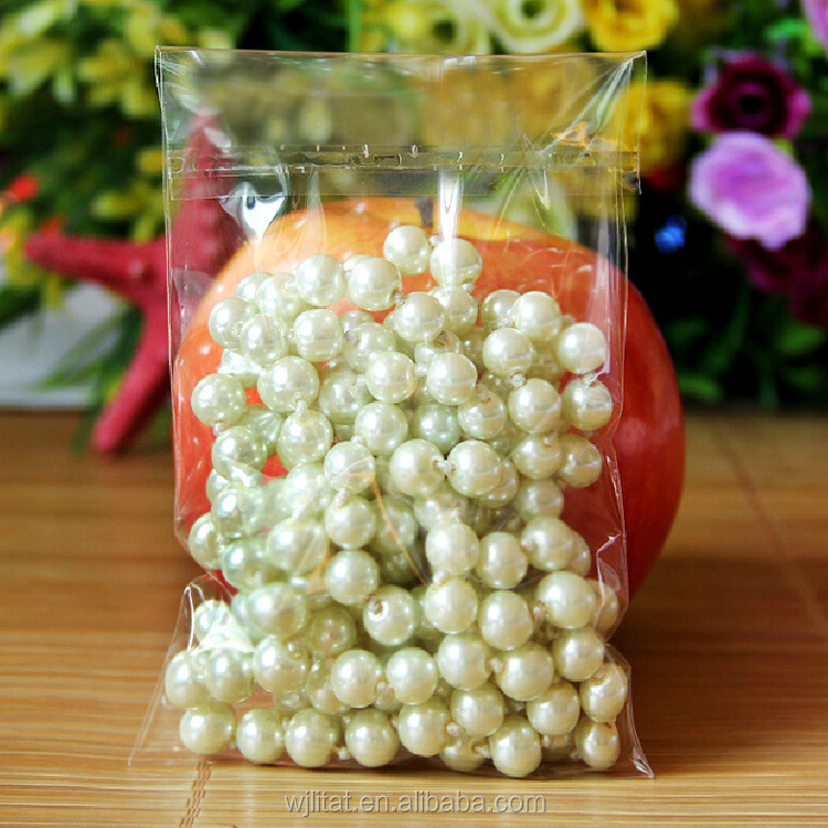 Pefect Custom Food Grade Self Adhesive Clear Cellophane Bag
