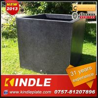 Kindle 2013 New polychrome outdoor potting tables with 31 years experience