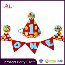 Handmade gift for 1 year old girl party supplies birthday