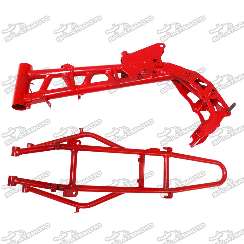 CRF70 Steel SDG Frame Body Motorbike Dirt Pit Bike 125 140cc 150 160cc