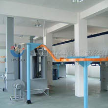 A Update Big Color Paint Coating Line Factory Design Layout Plan
