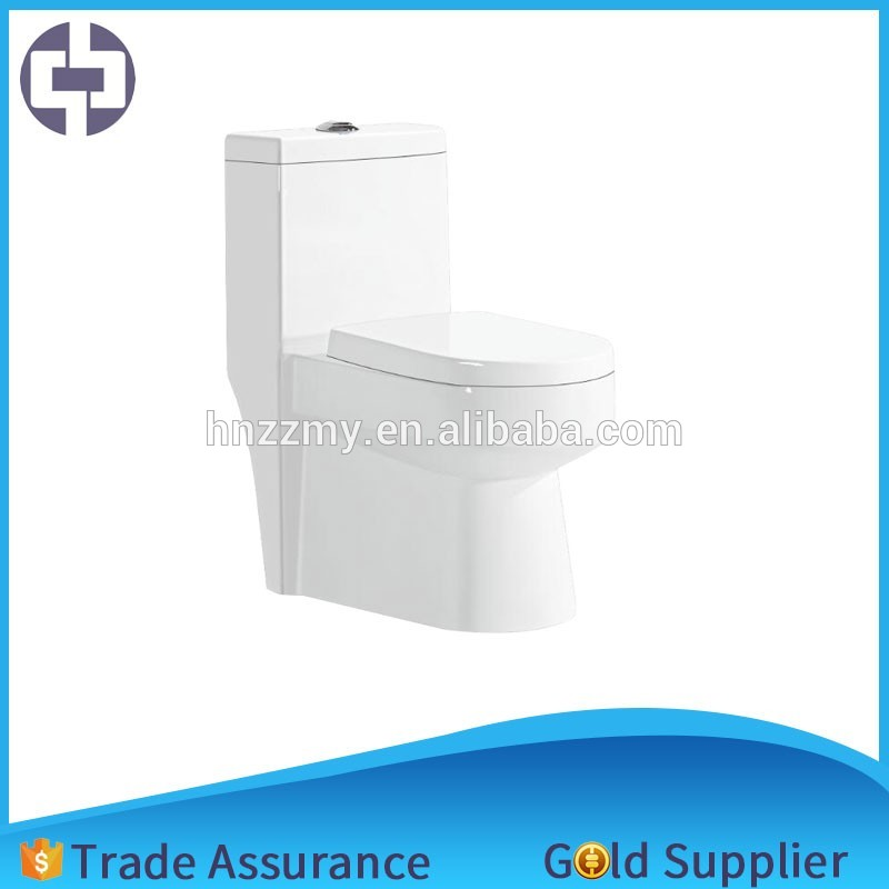 industrial fire monitor one pice toilet for outdoor camping