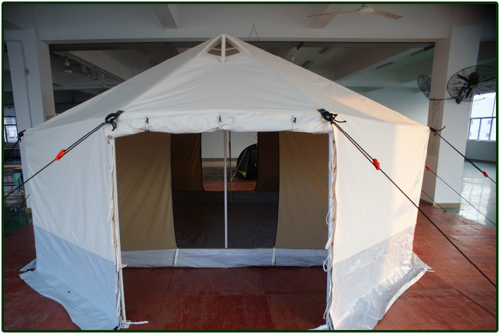 Good prices family refugee disaster emergency military outdoor tent