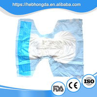 Disposible baby cloth diapers China manufacturers baby diaper