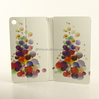 PU leather case pc shell cover for google nexus 7 inch
