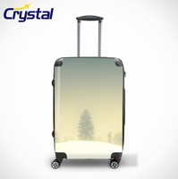 Trolley Luggage, Zipper Hard-Shell ABS+PC Carry-on Type travel Luggage Sets/Business Travle Luggage/Suitcase/Backpack/Bags