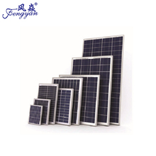 Factory direct Poly 250w solar panel set , solar power panel On Roof