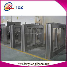 automatic toll gate stainless steel gate design swing barrier rfid automatic gate systems