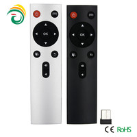 Best quality 2.4G wireless bluetooth android tv box fly mouse remote control